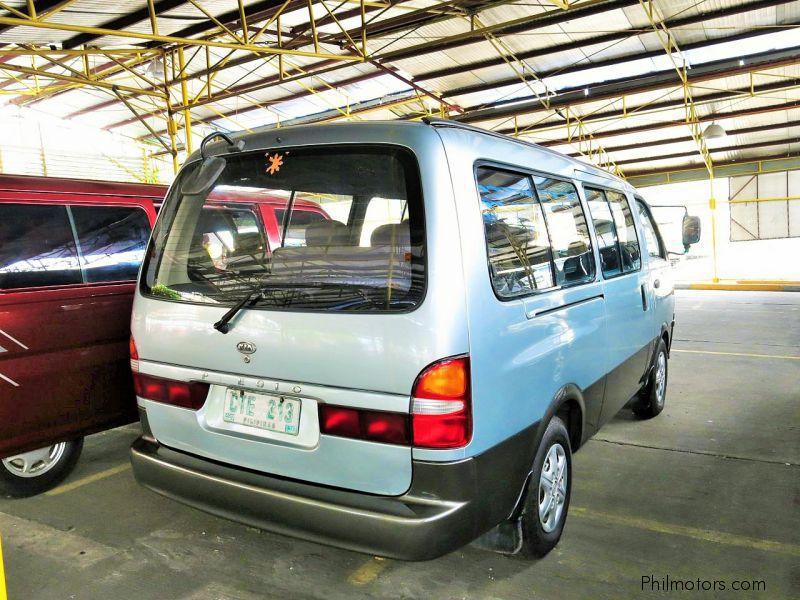 Kia Pregio I 1995 - 2003 Minivan #5