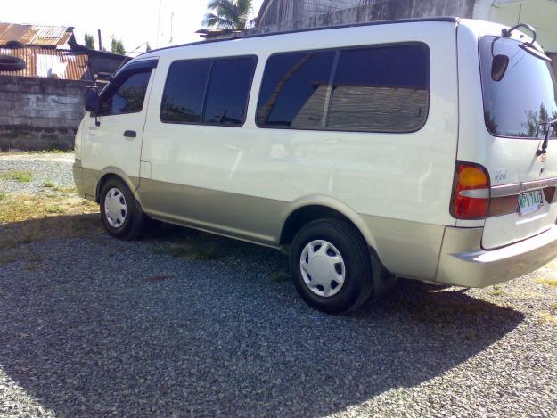 Kia Pregio I 1995 - 2003 Minivan #3