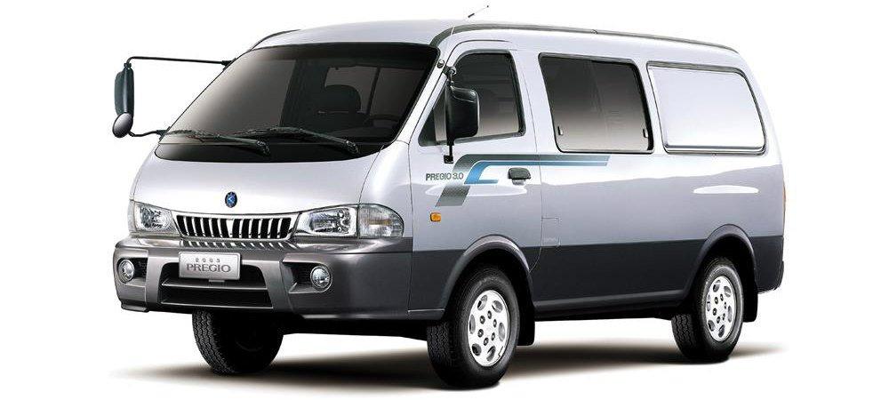 Kia Pregio I Restyling 2003 - 2007 Minivan #6