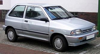 Kia Pride I 1987 - 2000 Hatchback 3 door #7