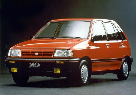 Kia Pride I 1987 - 2000 Hatchback 3 door #8