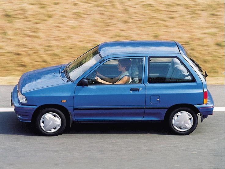 Kia Pride I 1987 - 2000 Hatchback 3 door #6