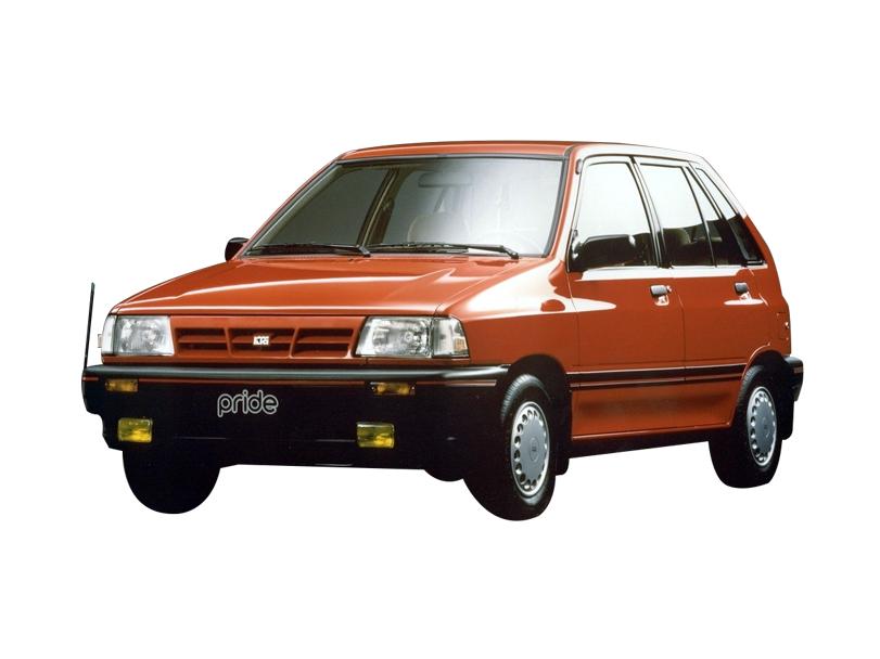 Kia Pride I 1987 - 2000 Hatchback 3 door #3
