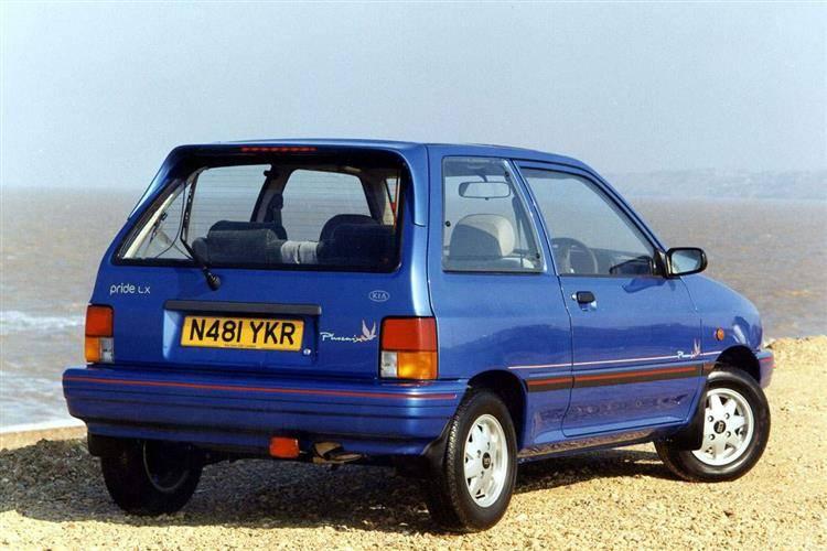 Kia Pride I 1987 - 2000 Hatchback 3 door #4
