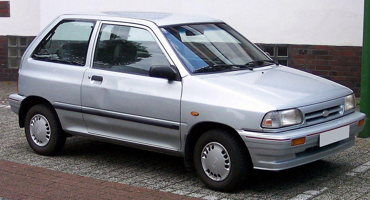 Kia Pride I 1987 - 2000 Hatchback 3 door #5