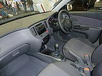 Kia Rio II 2005 - 2009 Sedan #8