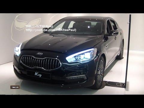 Kia Quoris I 2012 - 2014 Sedan #5