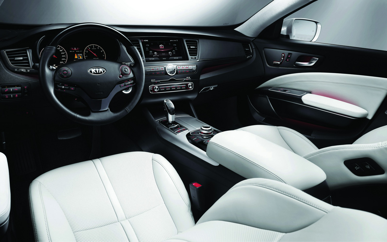 Kia Quoris I 2012 - 2014 Sedan #7