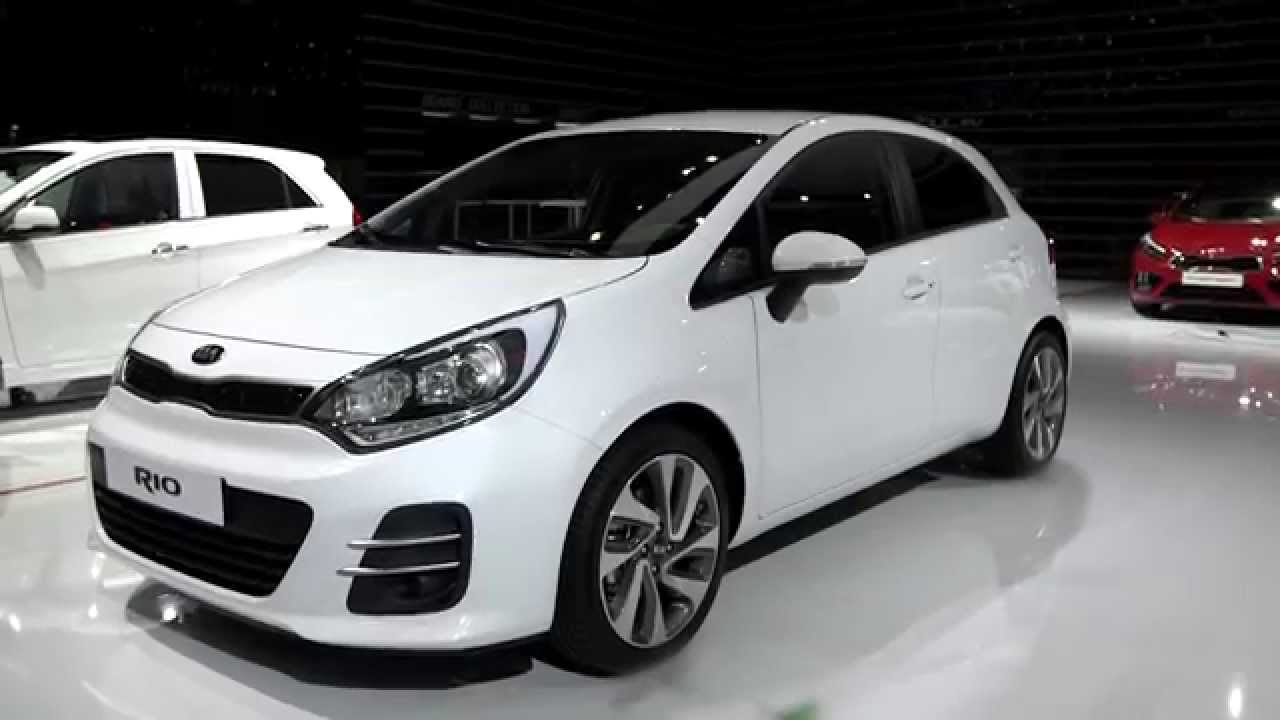 Kia Rio III Restyling 2015 - now Hatchback 5 door #7