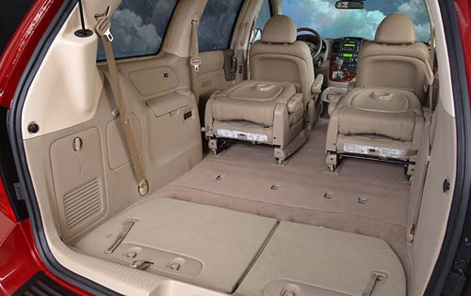 Kia Sedona I 1998 - 2006 Minivan #5