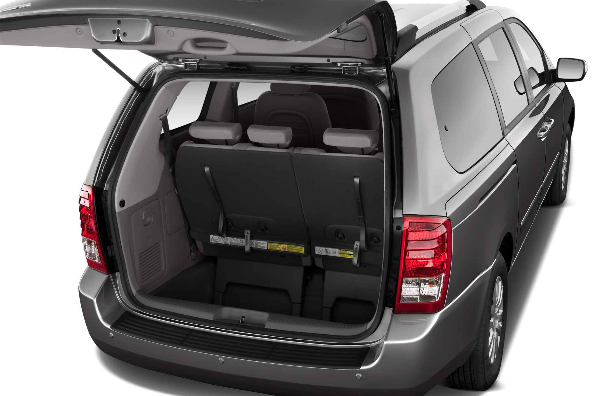 Kia Sedona III 2014 - now Minivan #1