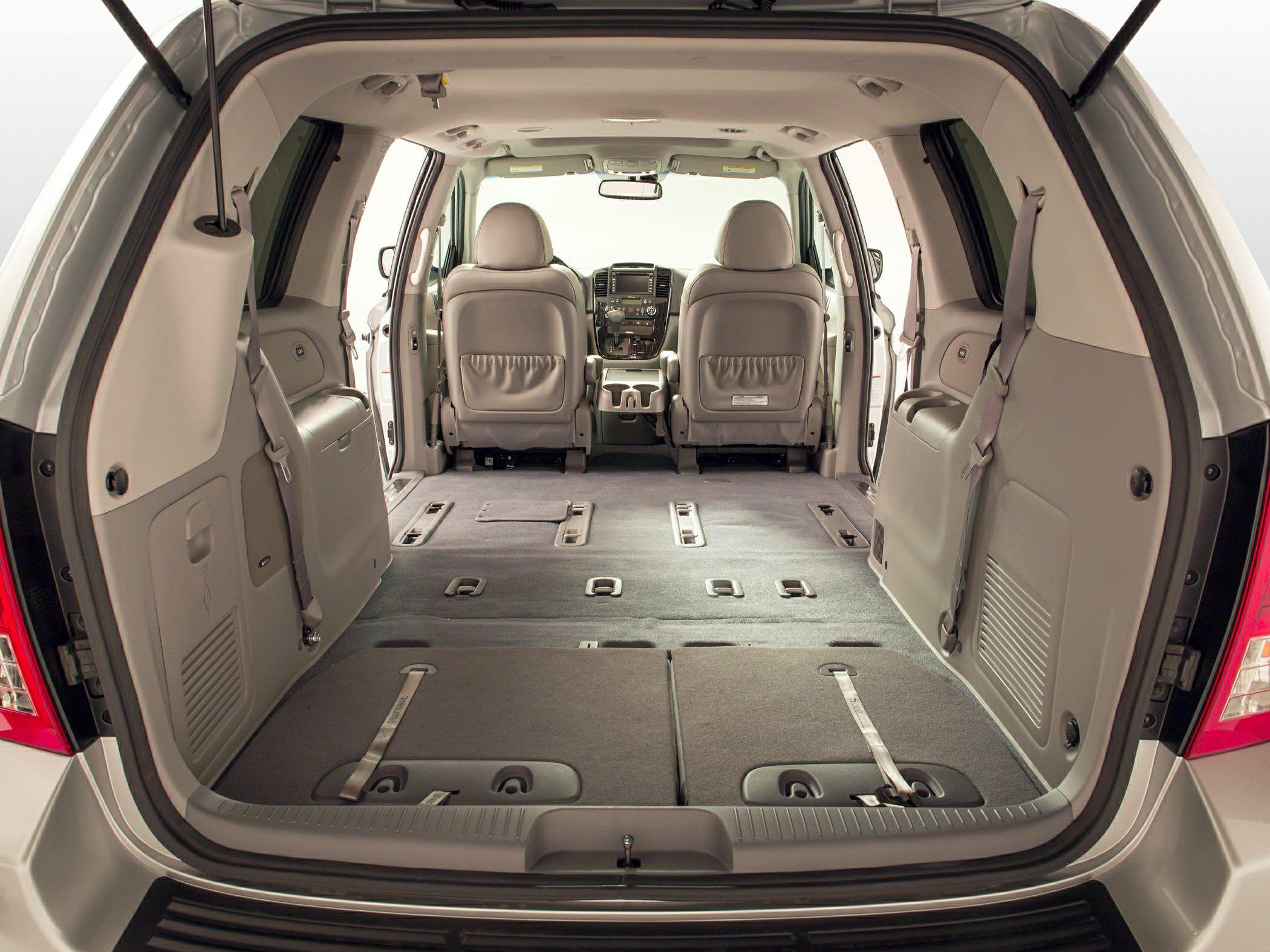 Kia Sedona III 2014 - now Minivan #2