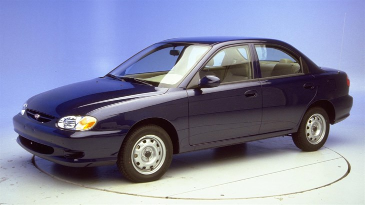 Kia Sephia II Restyling 2001 - 2004 Sedan #5