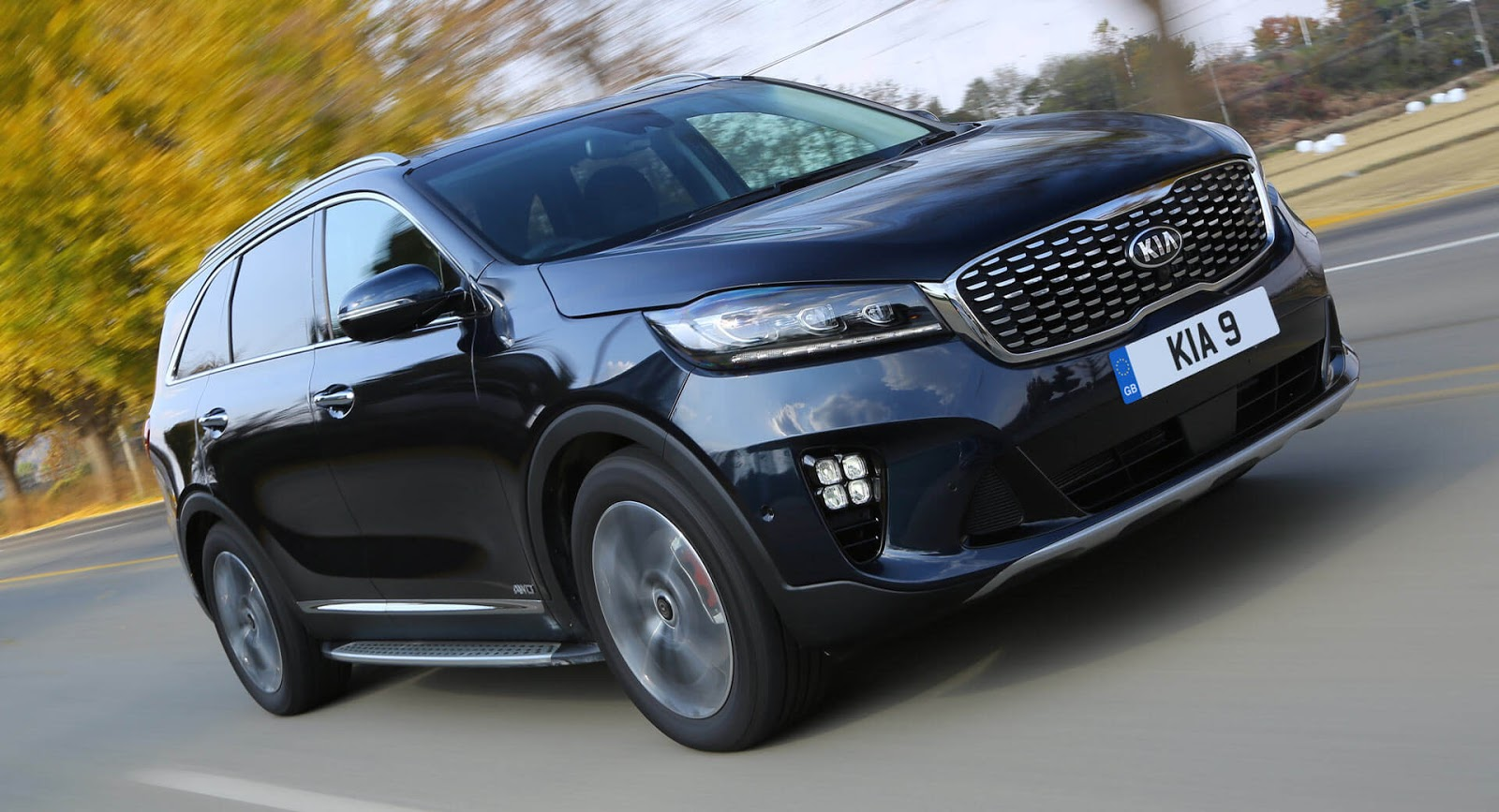 Kia Sorento II Restyling 2012 - now SUV 5 door #3