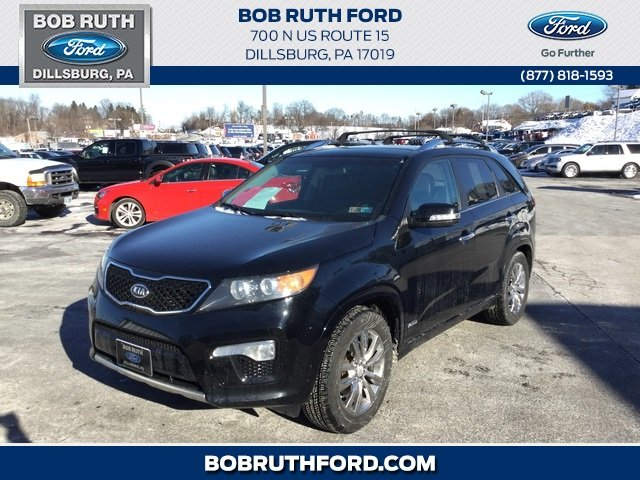 Kia Sorento II Restyling 2012 - now SUV 5 door #7