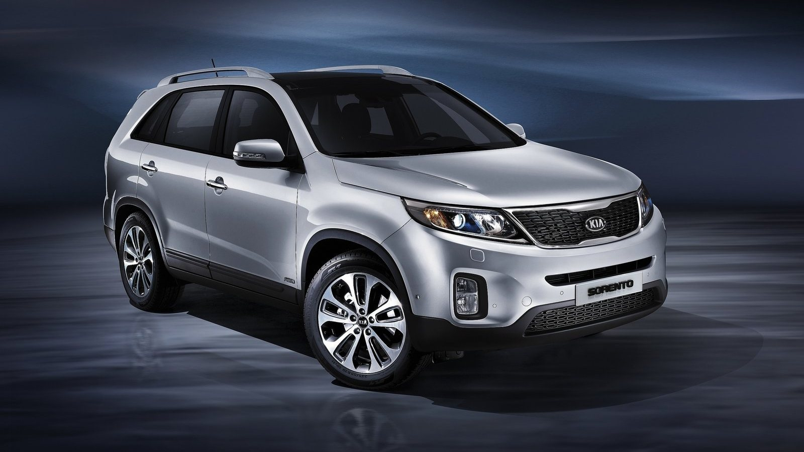 Kia Sorento II Restyling 2012 - now SUV 5 door #6