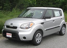 Kia Soul I 2008 - 2011 Hatchback 5 door #3