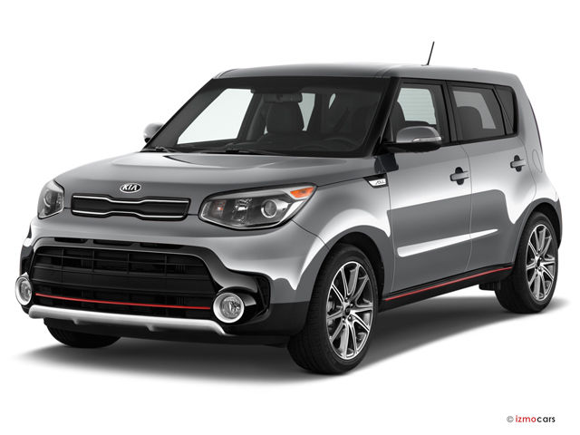 Kia Soul II Restyling 2016 - now Hatchback 5 door #8