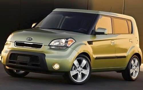 Kia Soul I 2008 - 2011 Hatchback 5 door #2