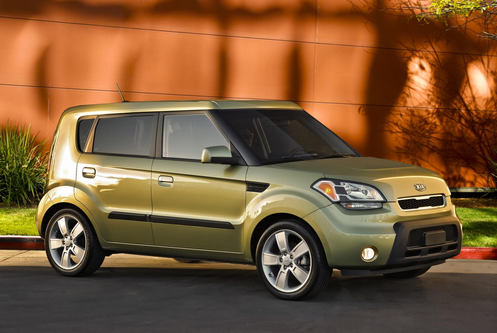 Kia Soul I 2008 - 2011 Hatchback 5 door #4