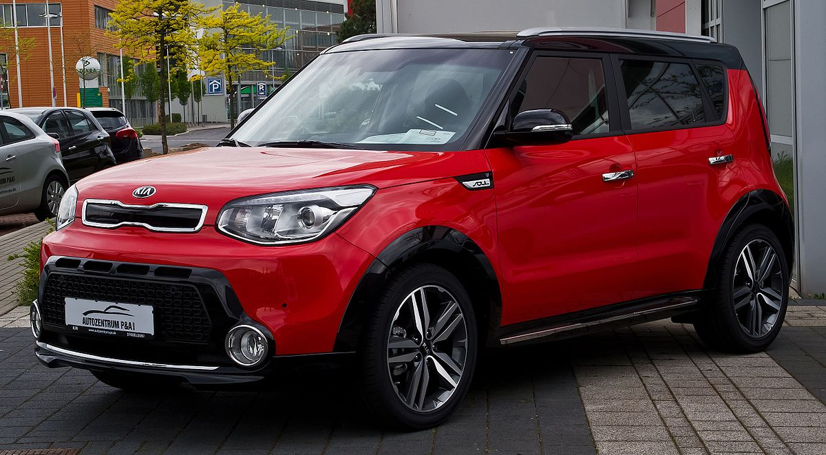 Kia Soul II Restyling 2016 - now Hatchback 5 door #7