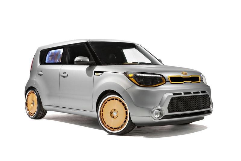 Kia Soul I Restyling 2011 - 2014 Hatchback 5 door #7
