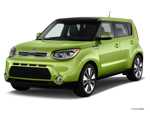 Kia Soul II Restyling 2016 - now Hatchback 5 door #5