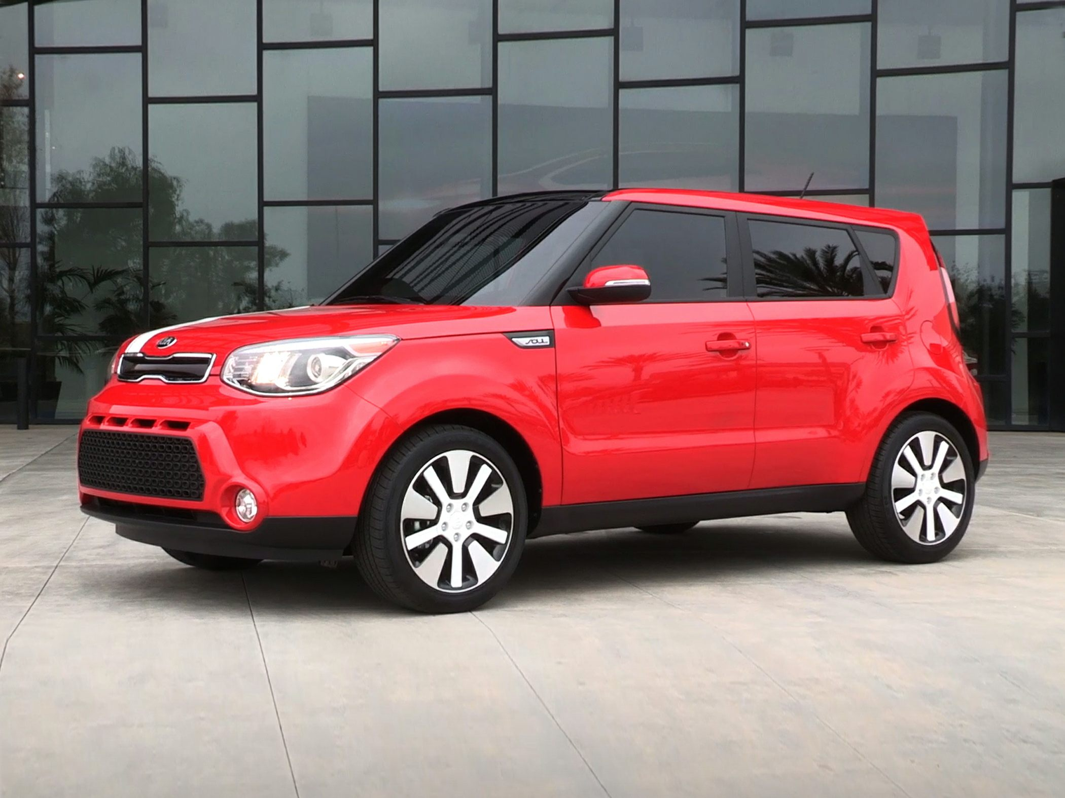 Kia Soul II Restyling 2016 - now Hatchback 5 door #2