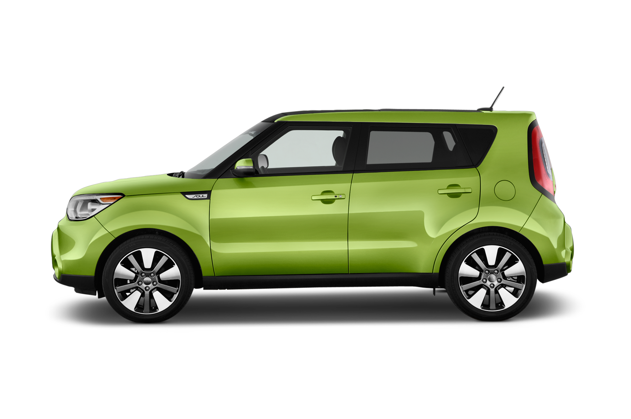 Kia Soul II Restyling 2016 - now Hatchback 5 door #1