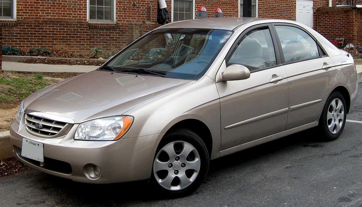Kia Spectra II 2004 - 2008 Hatchback 5 door #6
