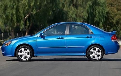 Kia Spectra II 2004 - 2008 Hatchback 5 door #7