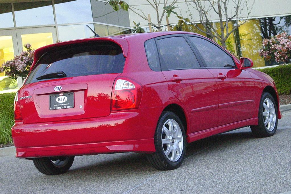 Kia Spectra II 2004 - 2008 Hatchback 5 door #1