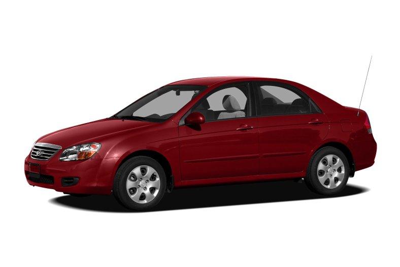Kia Spectra II 2004 - 2008 Hatchback 5 door #3