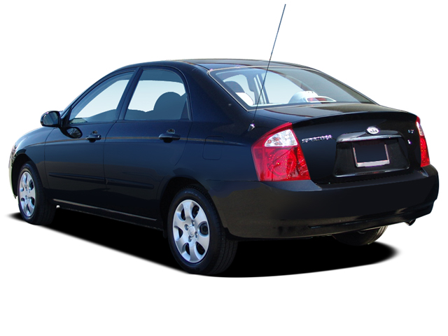 Kia Spectra II 2004 - 2008 Hatchback 5 door #5