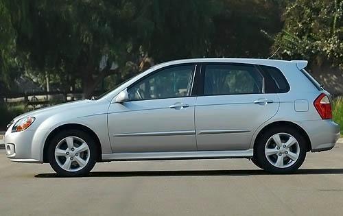 Kia Spectra II 2004 - 2008 Hatchback 5 door #8