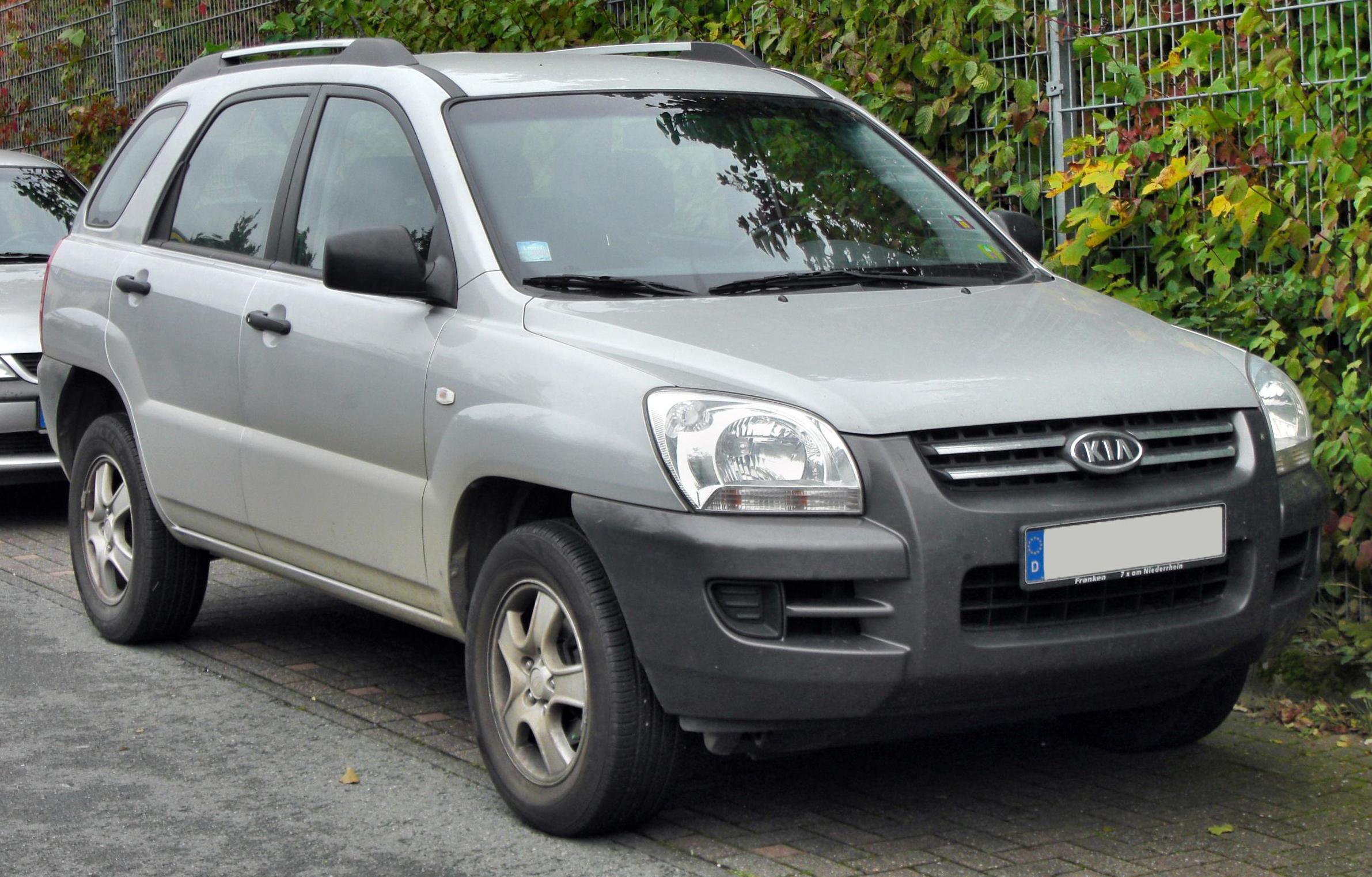 Kia Sportage I 1993 - 2006 SUV #1