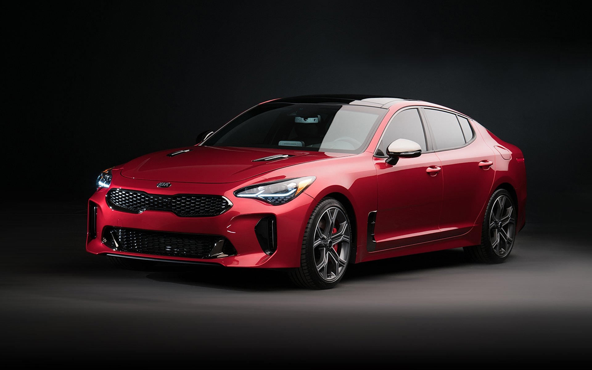 Kia Stinger I 2017 - now Liftback #3