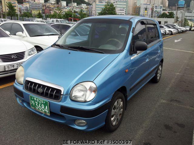 Kia Visto 1999 - 2004 Hatchback 5 door #7