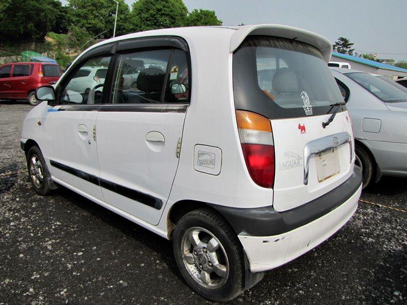 Kia Visto 1999 - 2004 Hatchback 5 door #2