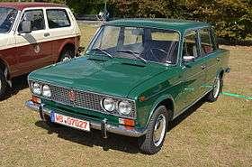 LADA 2102 1971 - 1985 Station wagon 5 door #1