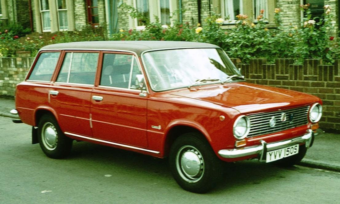 LADA 2102 1971 - 1985 Station wagon 5 door #5