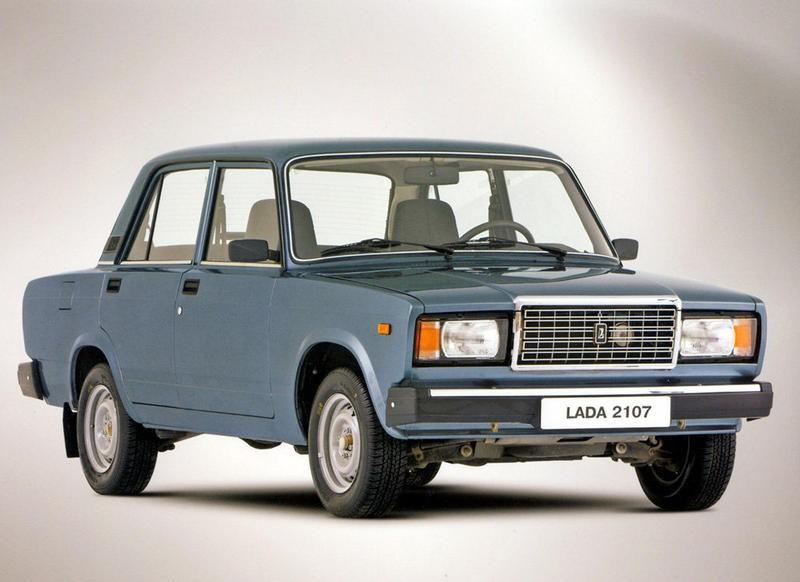 LADA 2107 1982 - 2012 Sedan #5