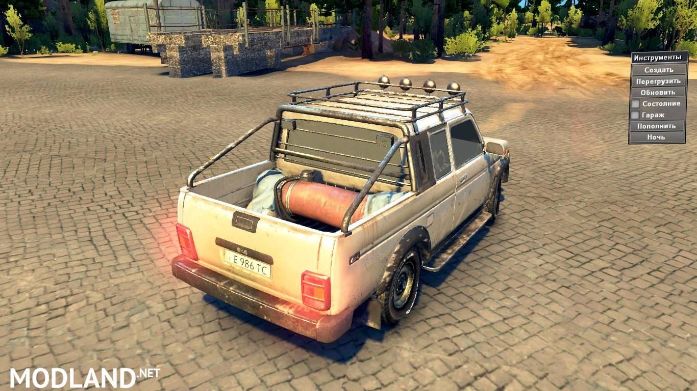 LADA 2329 1995 - now Pickup #1