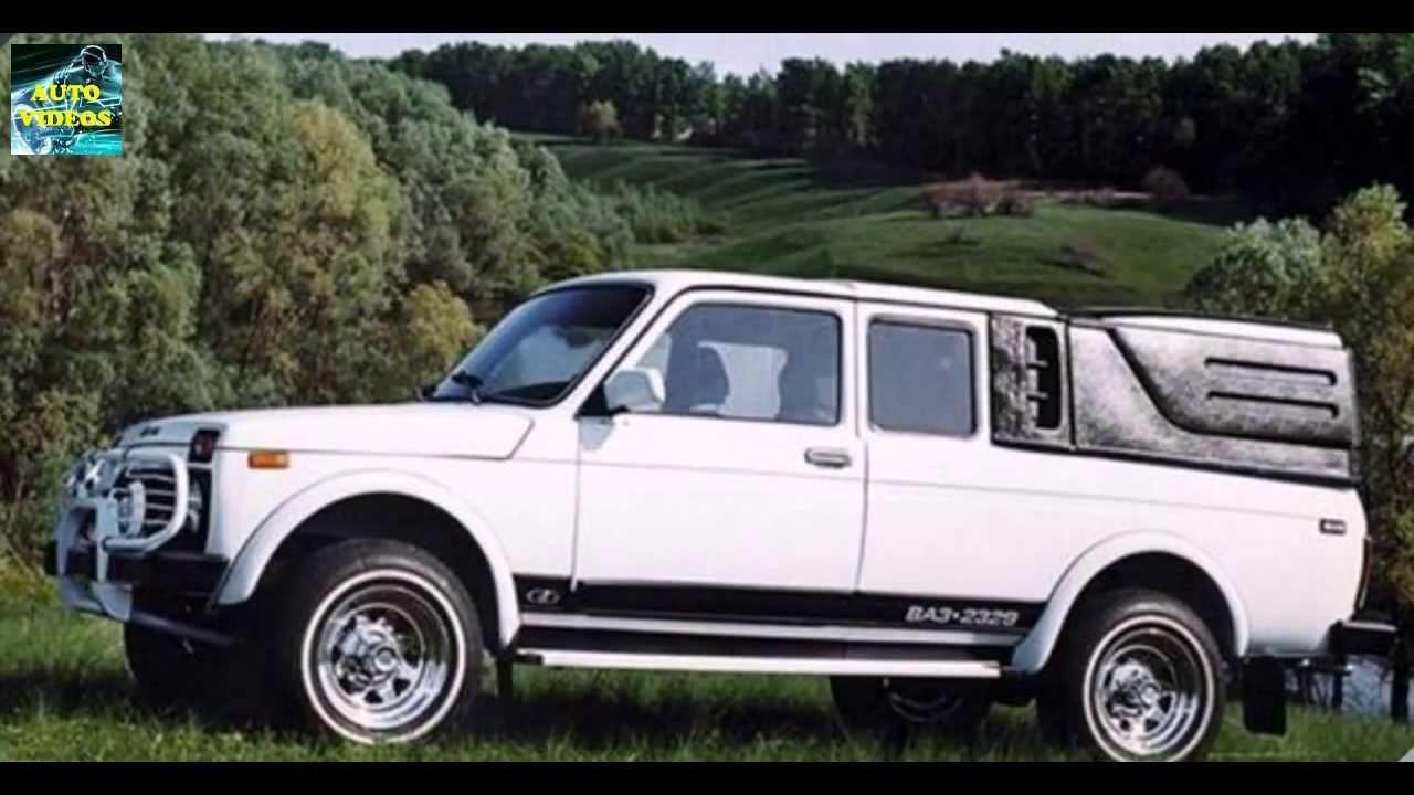 LADA 2329 1995 - now Pickup #6