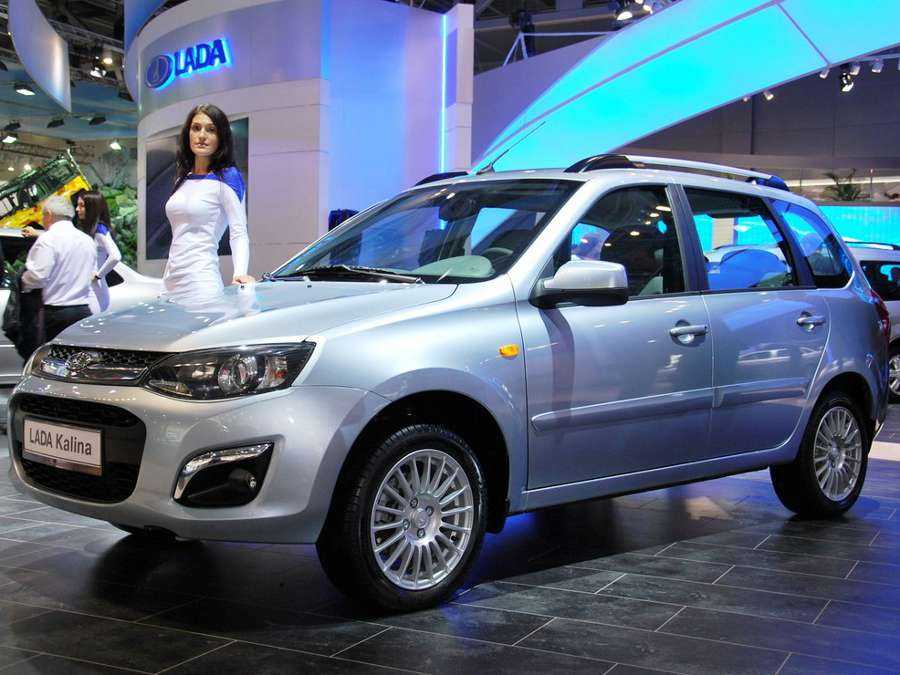 LADA Kalina II 2013 - now Station wagon 5 door #8