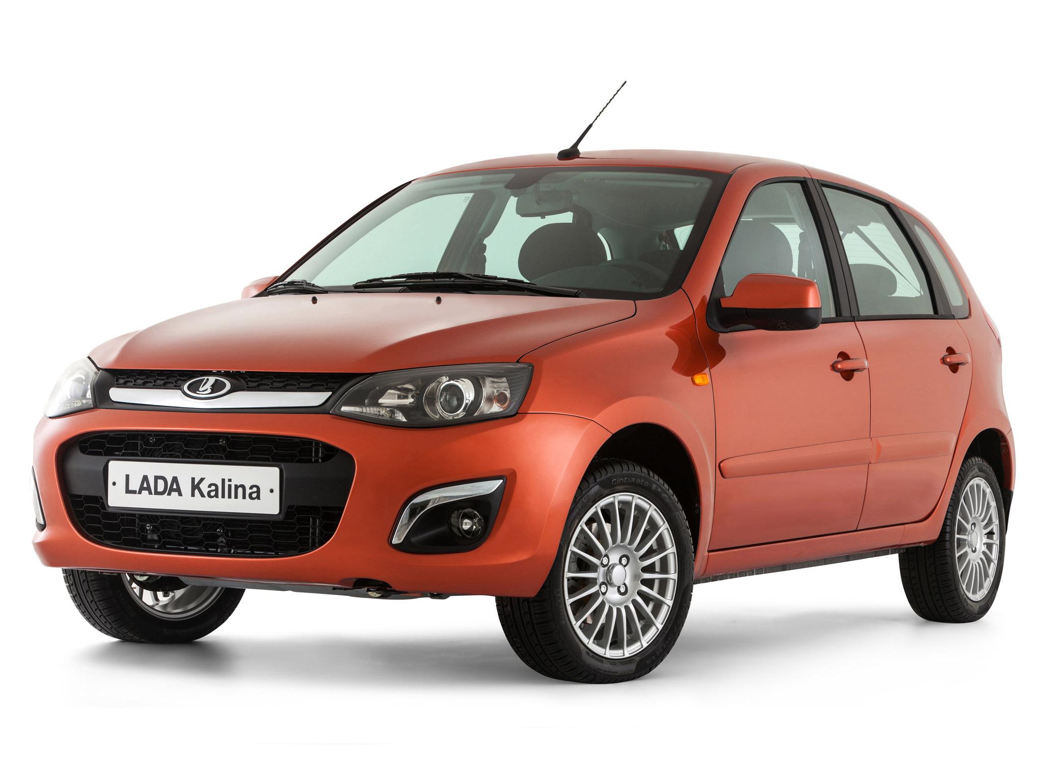 LADA Kalina II 2013 - now Hatchback 5 door #4