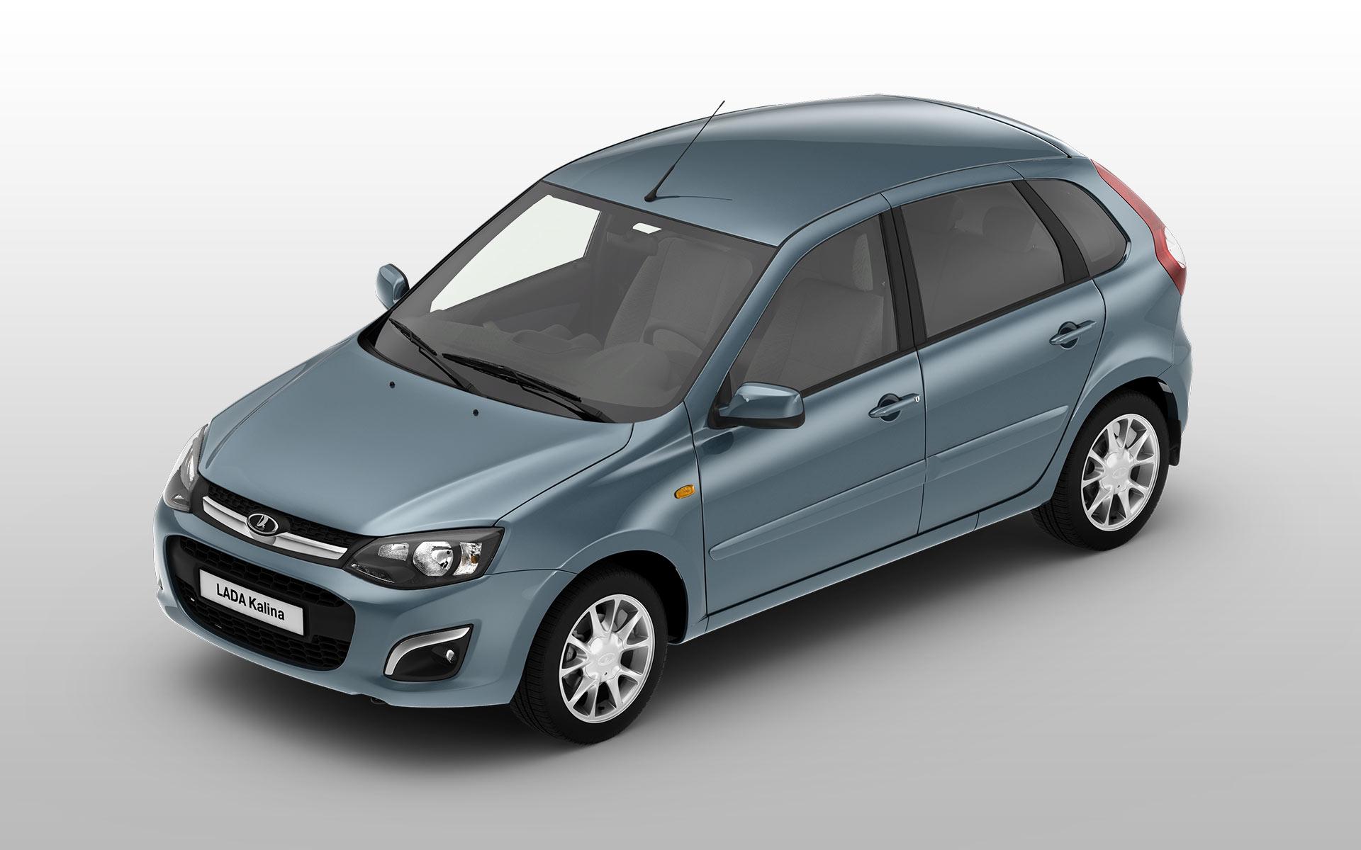 LADA Kalina II 2013 - now Hatchback 5 door #2