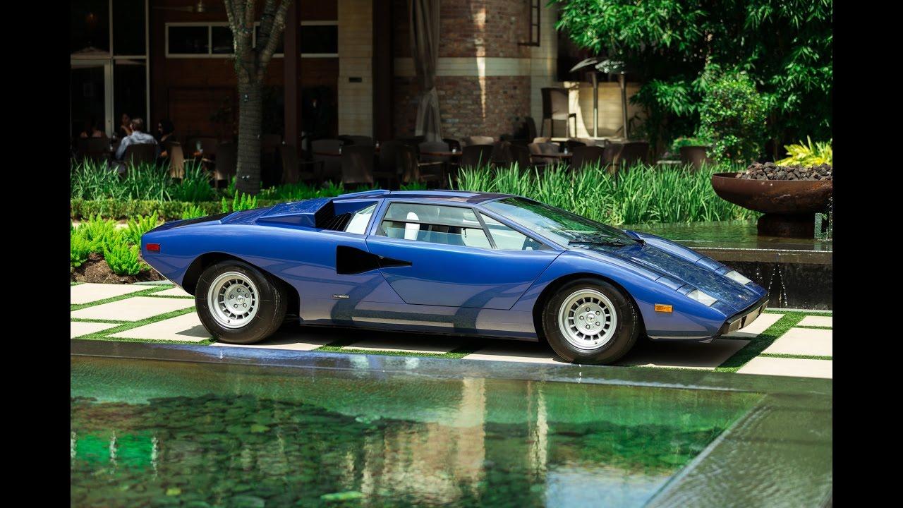 Lamborghini Countach 1974 - 1991 Coupe #8