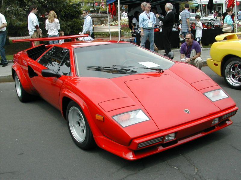 Lamborghini Countach 1974 - 1991 Coupe #1