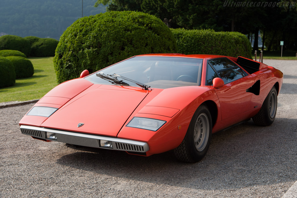 Lamborghini Countach 1974 - 1991 Coupe #4